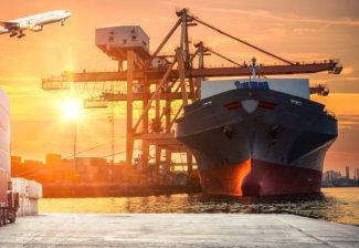 shipping vehicles